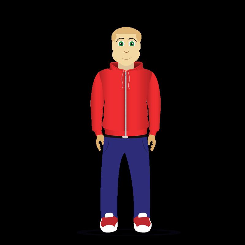 Jake - Timothy's Character