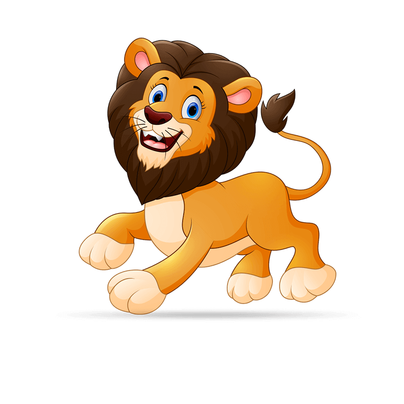 The Lion - Timothy's Character