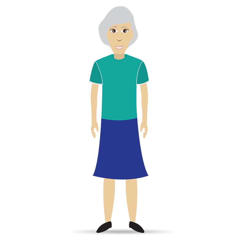 Mrs. Annie - Timothy's Character