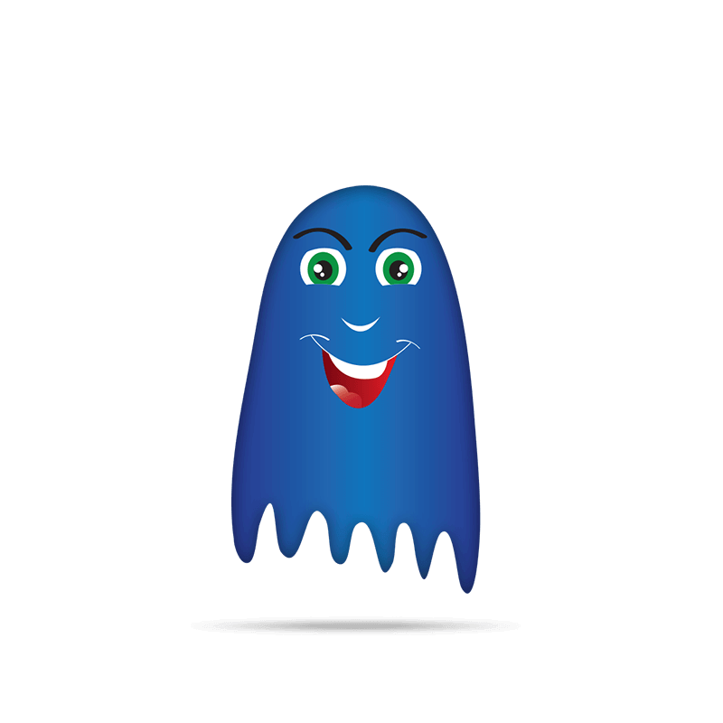 Blue Monster - Timothy's Character