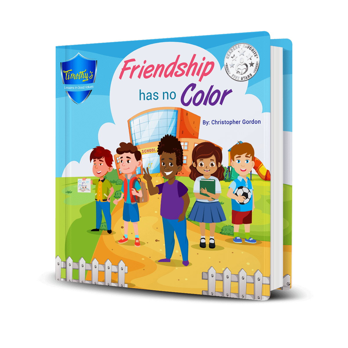 Friendship Has No Color