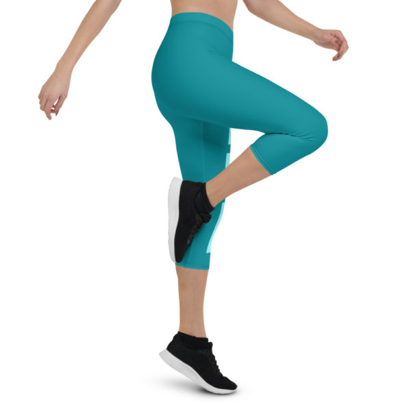Uniquely Different - Women Capri Leggings 9