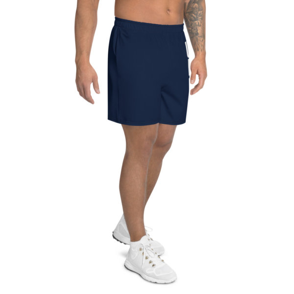 Uniquely Different - Men Athletic Long Shorts 2