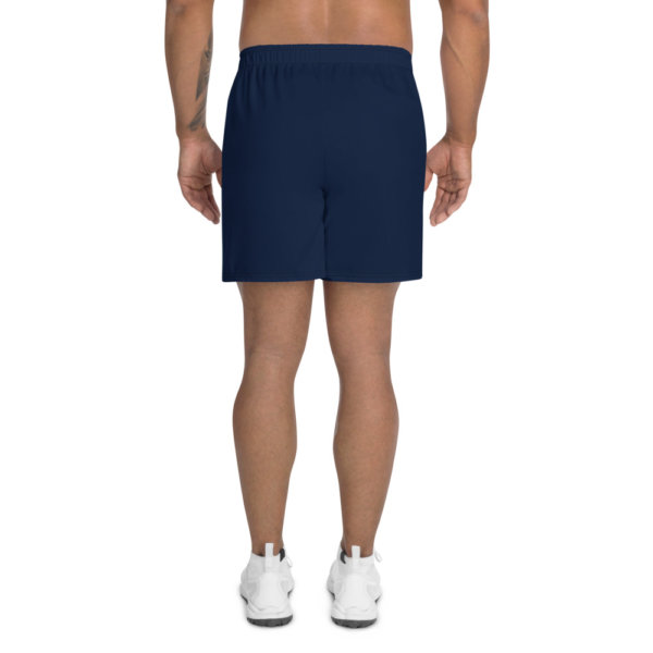 Uniquely Different - Men Athletic Long Shorts 4