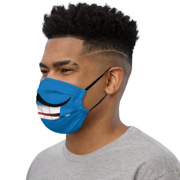 Mustache - Premium Face Mask 3
