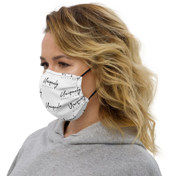 Uniquely Different - Premium Face Mask 2