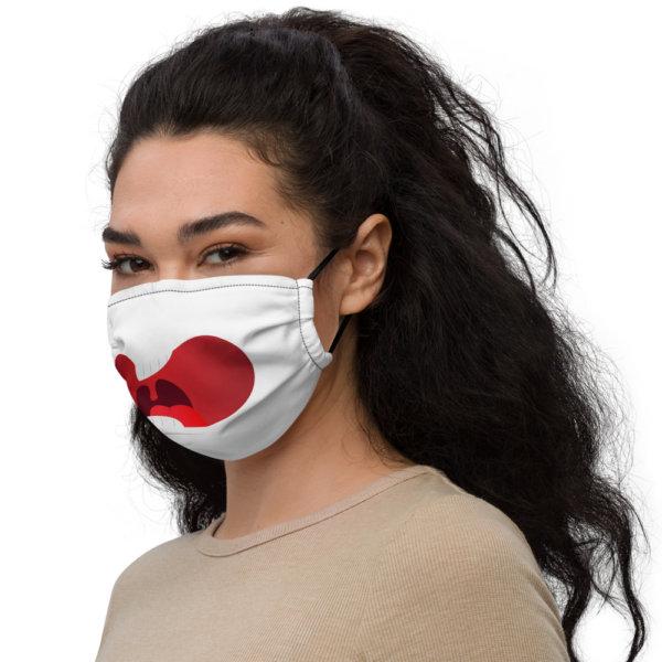 Surprised - Premium Face Mask 3