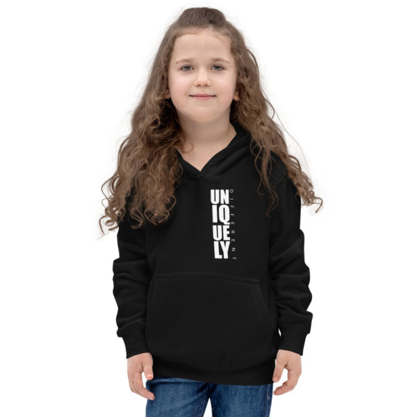 Uniquely Different - Youth Hoodie 5