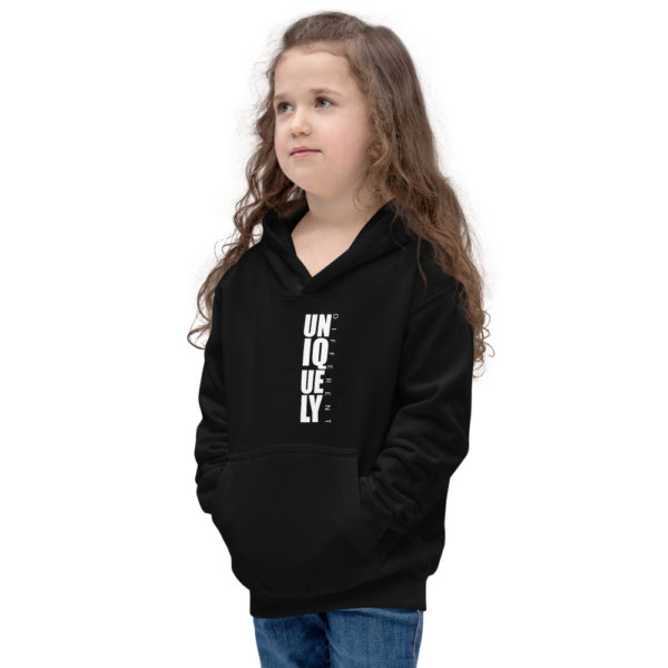 Uniquely Different - Youth Hoodie 6