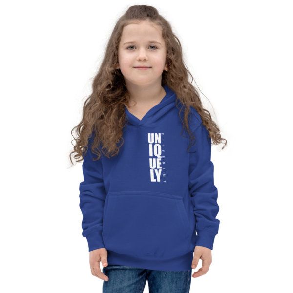 Uniquely Different - Youth Hoodie 8