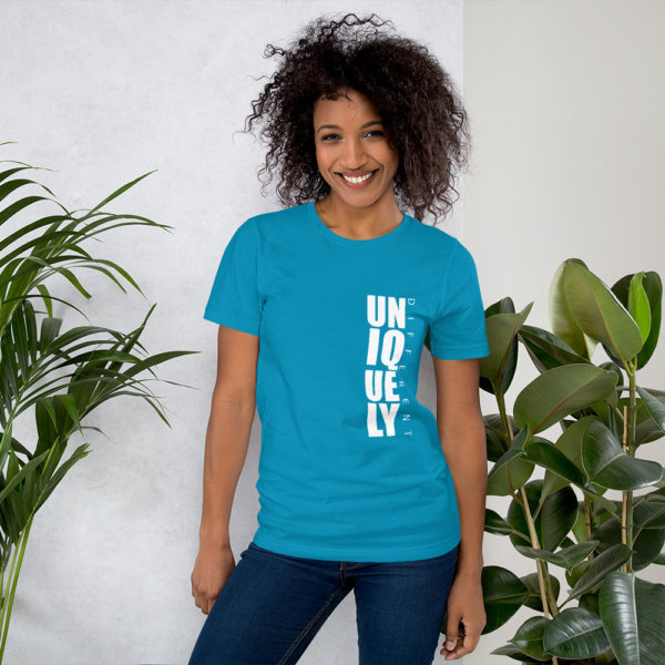Uniquely Different - Women TShirt 12