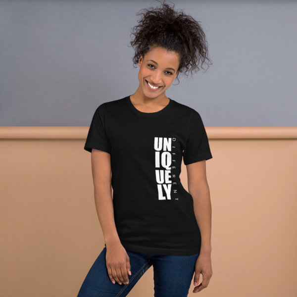 Uniquely Different - Women TShirt 3