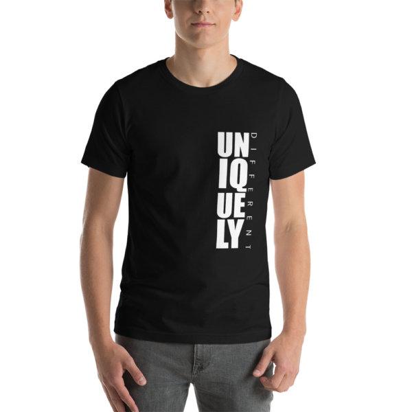 Uniquely Different - Mens TShirt 2