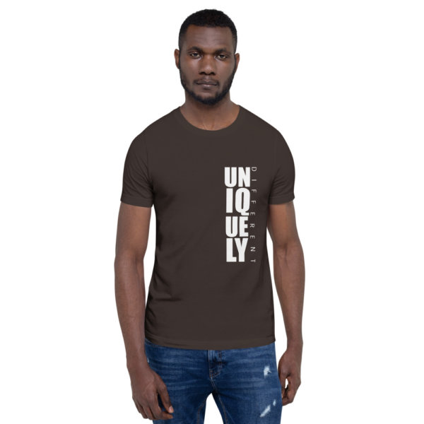 Uniquely Different - Mens TShirt 16