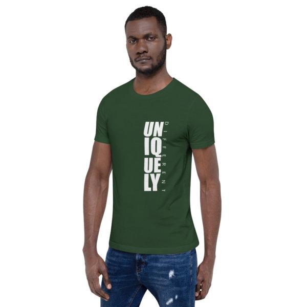 Uniquely Different - Mens TShirt 25