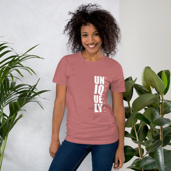 Uniquely Different - Women TShirt 13