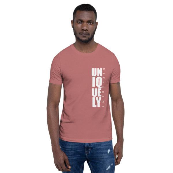 Uniquely Different - Mens TShirt 47