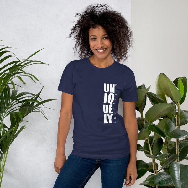 Uniquely Different - Short-Sleeve Women Tee 2