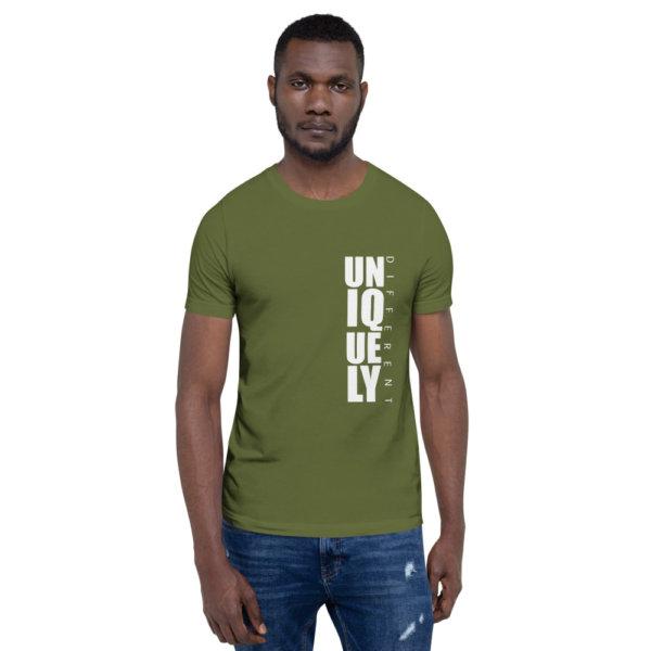 Uniquely Different - Mens TShirt 1