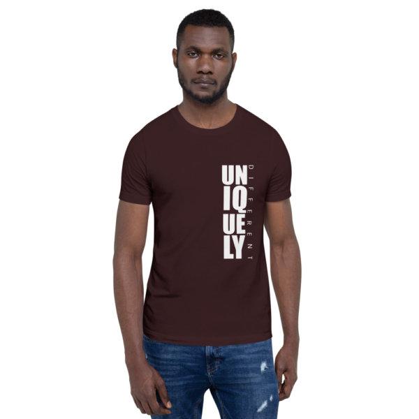 Uniquely Different - Mens TShirt 12
