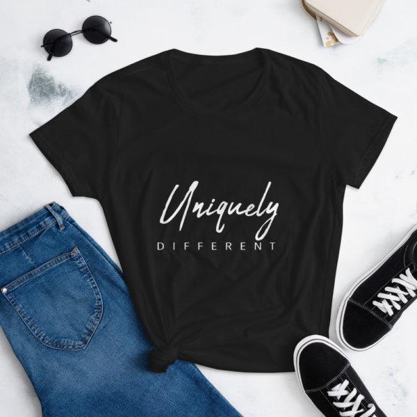Uniquely Different - Women's short sleeve t-shirt 1