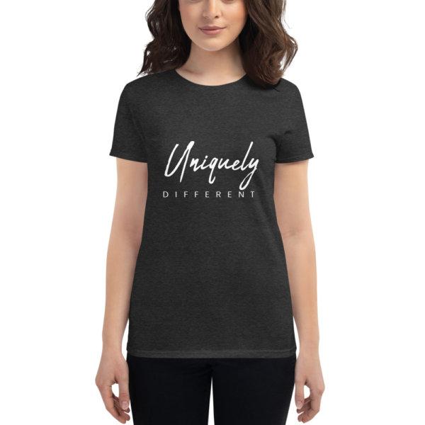 Uniquely Different - Women's short sleeve t-shirt 6