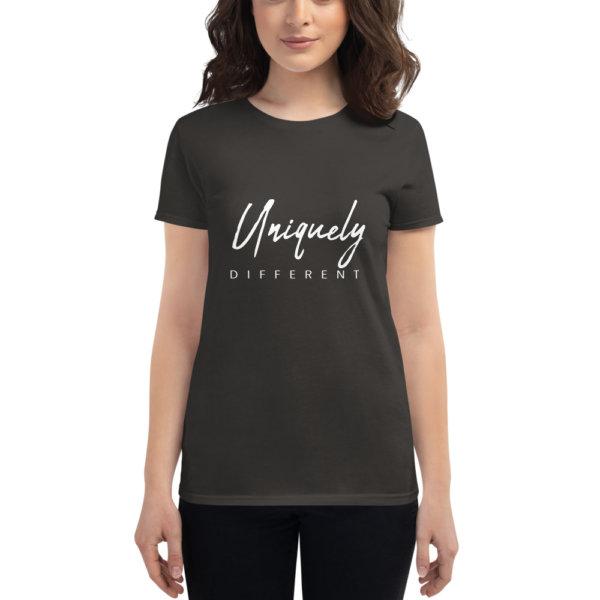 Uniquely Different - Women's short sleeve t-shirt 8