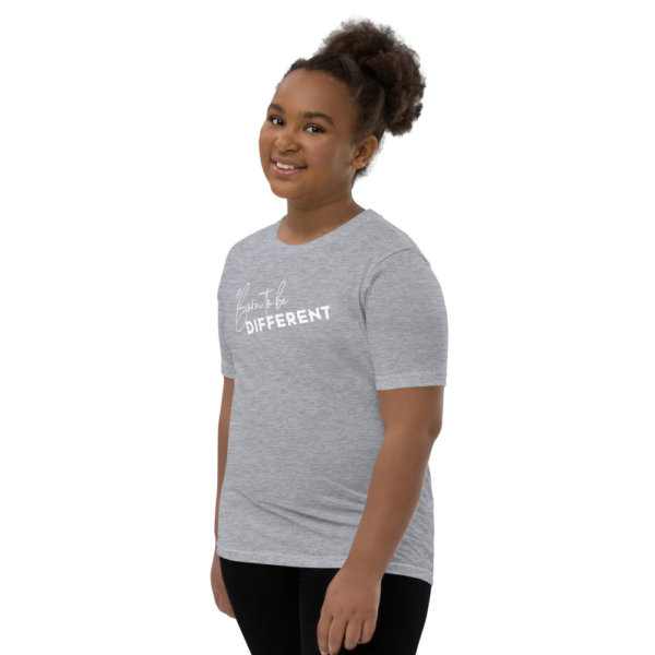 Born to be Different - Youth Short Sleeve T-Shirt 29