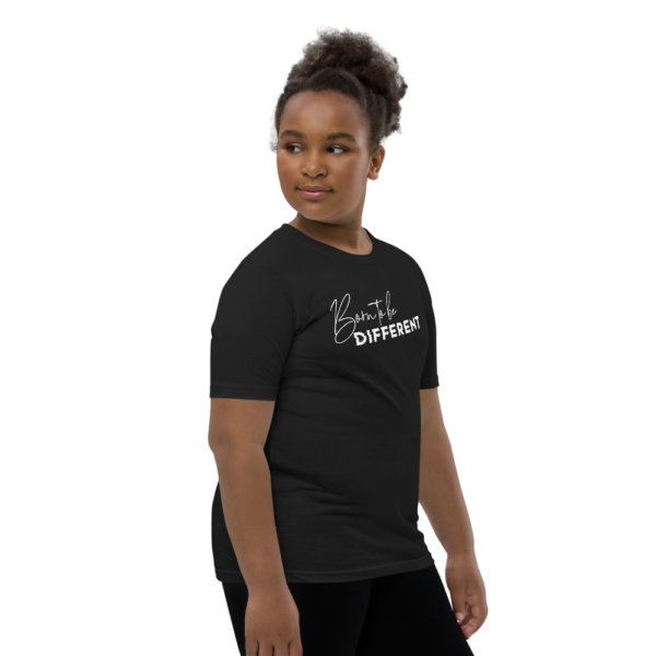 Born to be Different - Youth Short Sleeve T-Shirt 8