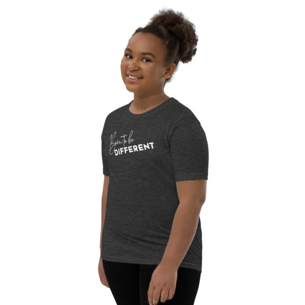 Born to be Different - Youth Short Sleeve T-Shirt 14