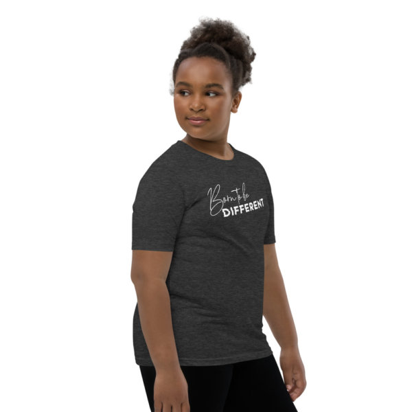 Born to be Different - Youth Short Sleeve T-Shirt 15