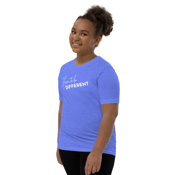 Born to be Different - Youth Short Sleeve T-Shirt 27