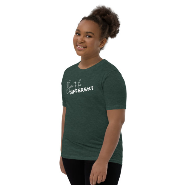 Born to be Different - Youth Short Sleeve T-Shirt 22