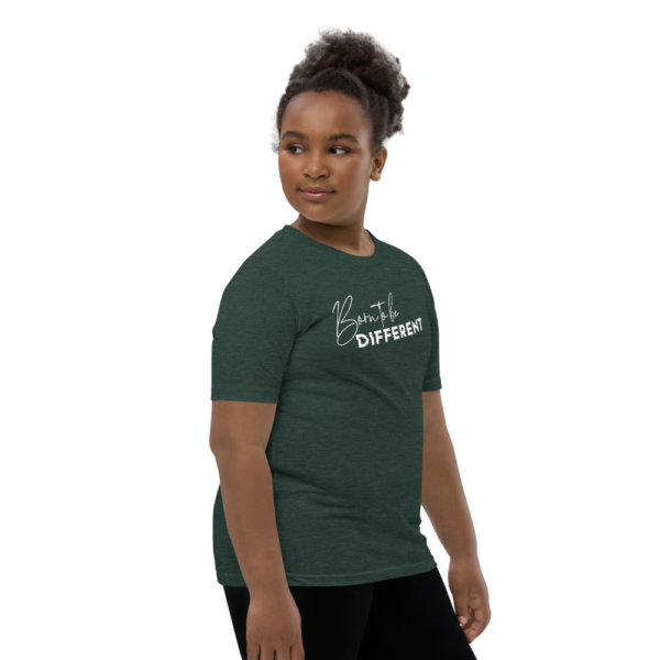 Born to be Different - Youth Short Sleeve T-Shirt 23