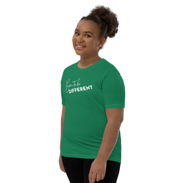 Born to be Different - Youth Short Sleeve T-Shirt 24