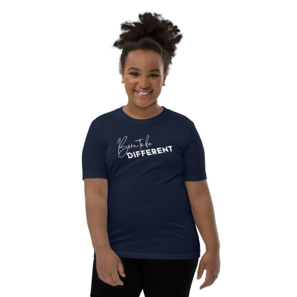 Born to be Different - Youth Short Sleeve T-Shirt 1