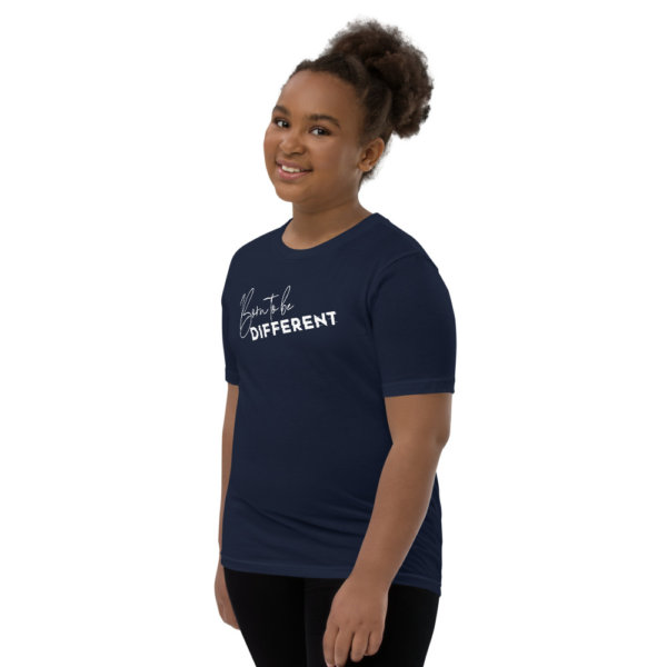 Born to be Different - Youth Short Sleeve T-Shirt 9