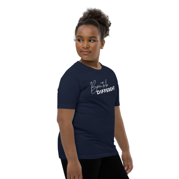 Born to be Different - Youth Short Sleeve T-Shirt 10