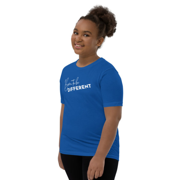 Born to be Different - Youth Short Sleeve T-Shirt 17