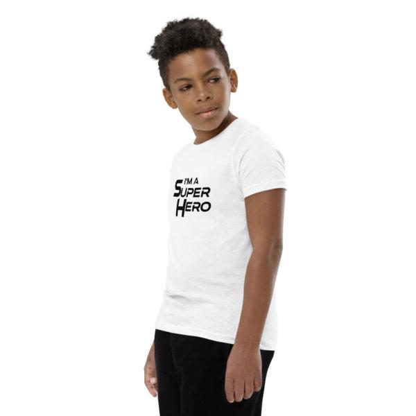 I'm a Superhero - Youth Short Sleeve T-Shirt 10