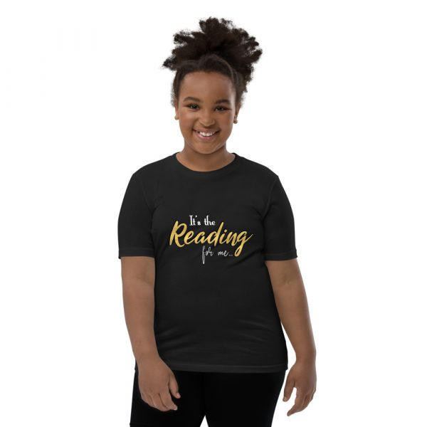 It's The Reading For Me - Youth Short Sleeve T-Shirt 1