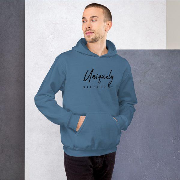 Uniquely Different - Men's Hoodie 5