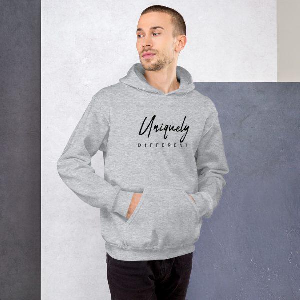 Uniquely Different - Men's Hoodie 6