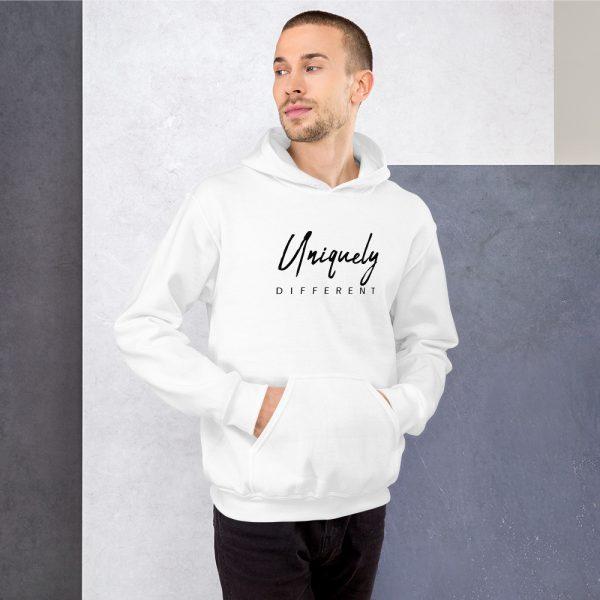 Uniquely Different - Men's Hoodie 1