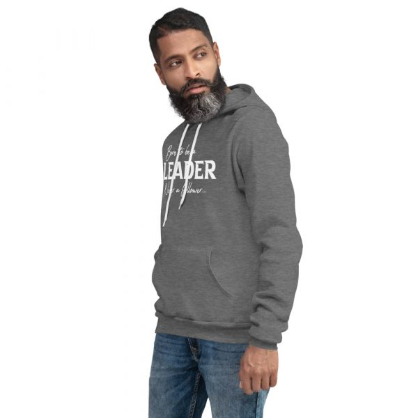 Born To Be A Leader Never A Follower - Men's hoodie 13
