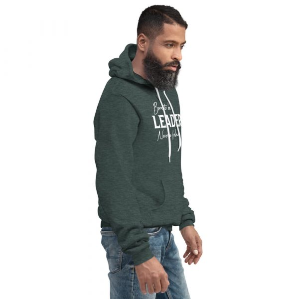 Born To Be A Leader Never A Follower - Men's hoodie 9