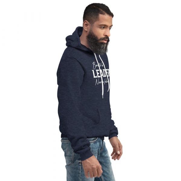 Born To Be A Leader Never A Follower - Men's hoodie 11