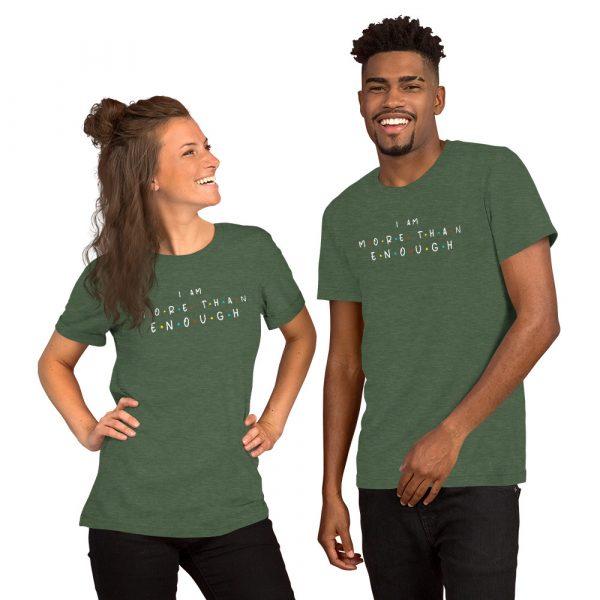 I Am More Than Enough - Short-Sleeve T-Shirt 5