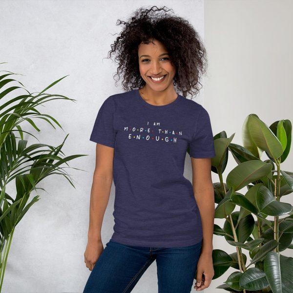 I Am More Than Enough - Short-Sleeve T-Shirt 2