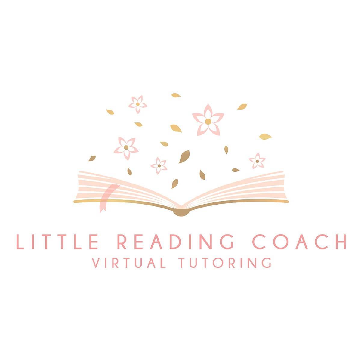 Little Reading Coach Logo